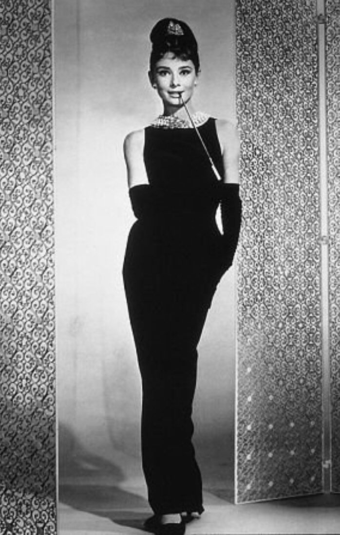 Day 19: Best costumes or designer: Hubert de Givenchy I mean really, is an explanation even needed? #JuneMovieChallenge<br>http://pic.twitter.com/x136ox0cmw