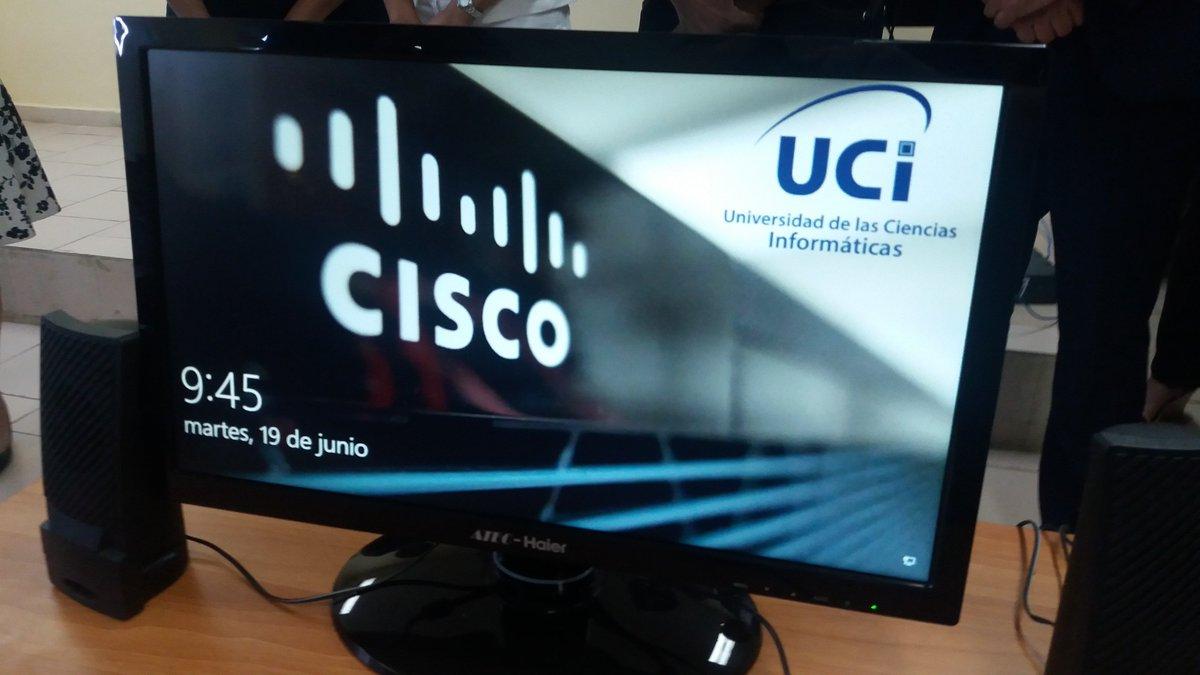Resultado de imagen de Cisco en Cuba