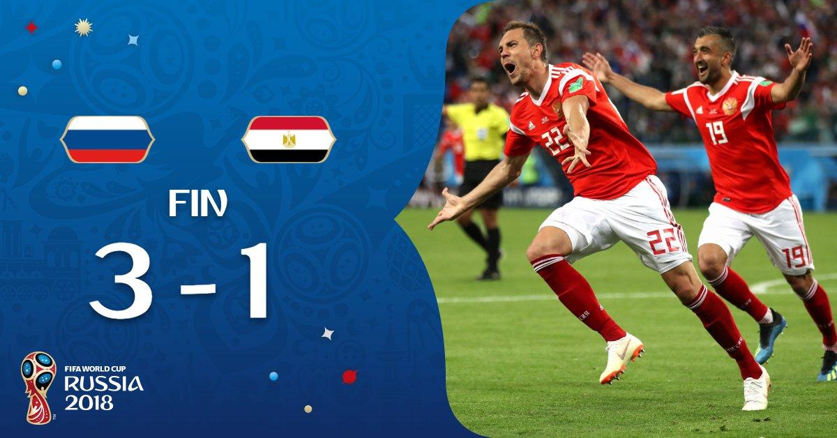 Russie-Egypte