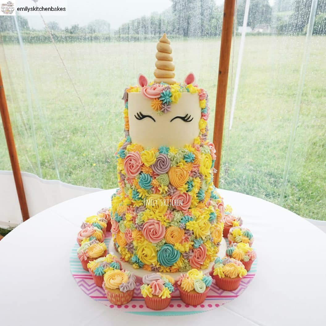 Emily S Kitchen On Twitter Absolutely Loved Making This Unicorn