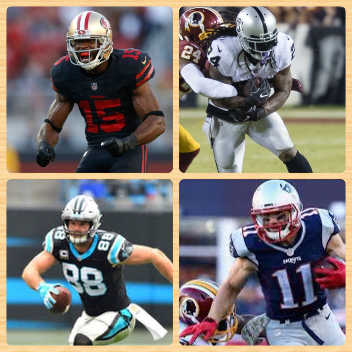 ADP Games Which of these aging veterans are you most willing to draft at their current ADP in #Dynasty PPR leagues and why?   Julian Edelman- 82.0 Greg Olsen- 91.9 Marshawn Lynch- 102.2 Pierre Garcon- 120.3  #FantasyFootball  #NFL<br>http://pic.twitter.com/atwGO63p5u