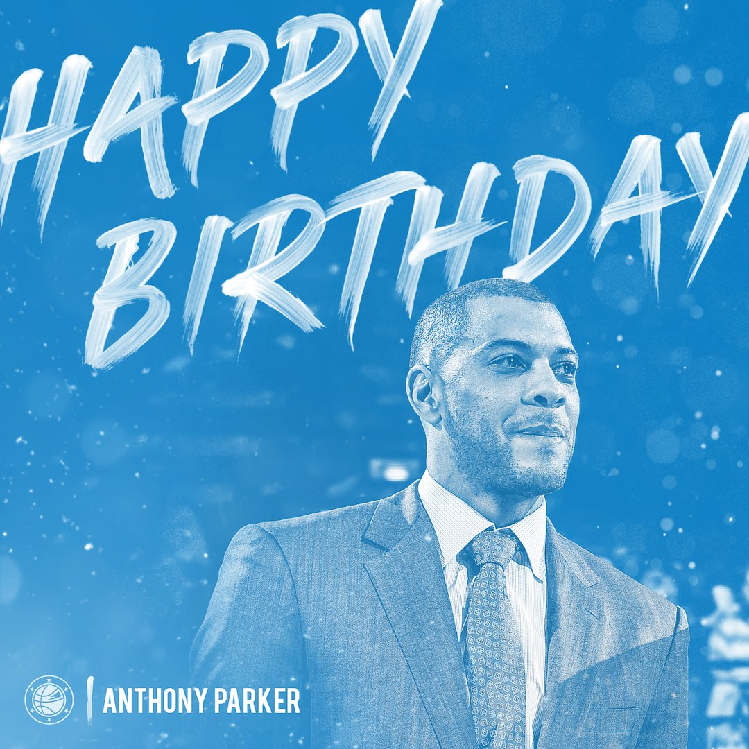 Happy Birthday to General Manager, @_AnthonyParker!