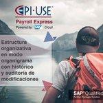 ¿Ya conoces Payroll Express de EPI- USE? Cuenta con integración de software financiero y contable, con autoservicios para los empleados y aprobaciones de gerente más rápidas y eficaces. Entra y conoce más https://t.co/gVluovt9O9 #EPIUSE #SAP #EPIUSEPeru #PayrollExpress