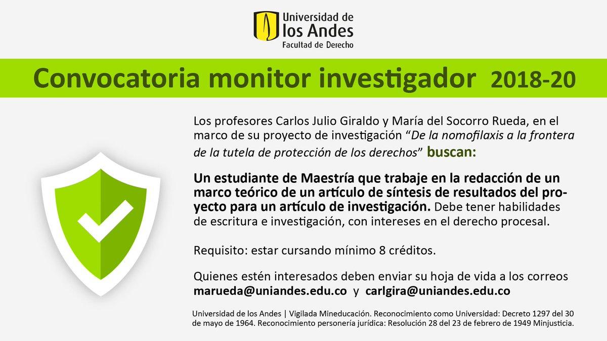 Maestría en Derecho (Investigación) (@MaesDerechoInve) | Twitter