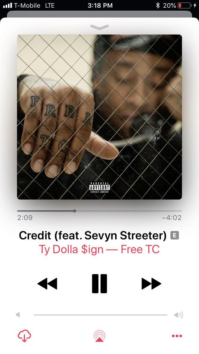 @tydollasign is the best vocalist of Hip-Hop/R&B right now. Most versatile artist 🔥