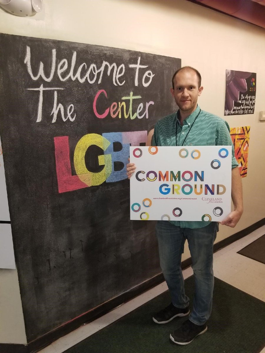Join @LGBTCleveland for #CommonGroundCLE on June 24! #CG2018