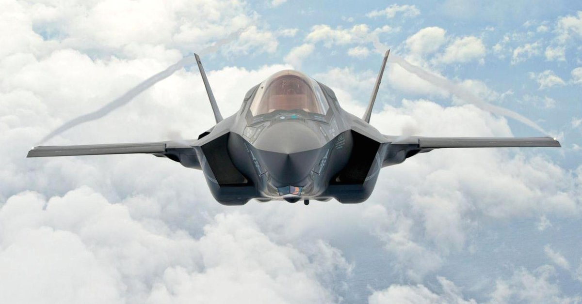 There's no better example of Trump's trade fight with China than Lockheed Martin's crown jewel https://t.co/WvtH35tTg1