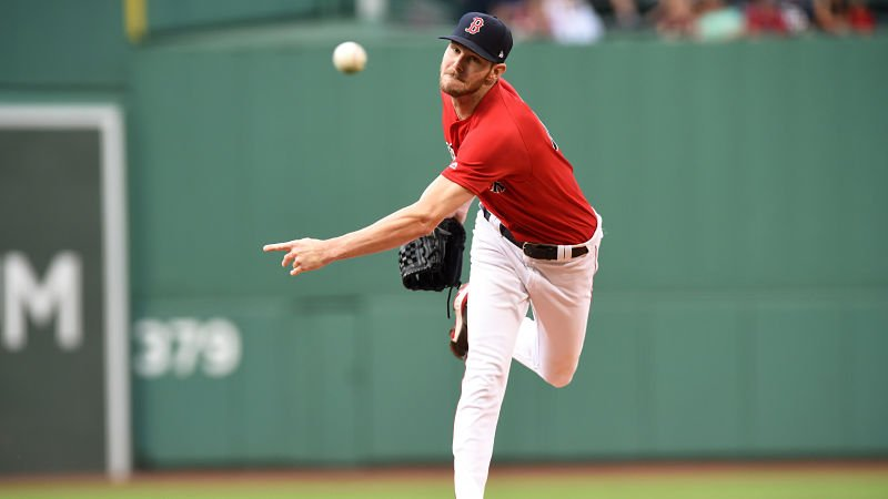 Chris Sale will face Jose Berrios when the Red Sox open a three-game series with the Twins tonight. Here are the full lineups:   http:// nesn.com/?p=853868  &nbsp;  <br>http://pic.twitter.com/mcW2WFoDoF