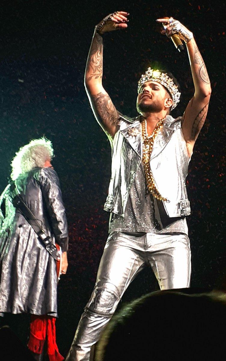 Holy f*****ck, that was AMAZING!!! Thank You, Thank You, THANK YOU @QueenWillRock &amp; @adamlambert  #queen #adamlambert #queenadamlambert   #qal #berlin #mercedesbenzarena #balletadam<br>http://pic.twitter.com/W1wQtQDYVH