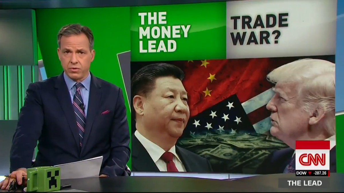 Wall Street has tried to ignore warning signs about a trade war for months. It cant any longer. cnnmon.ie/2li7Q98