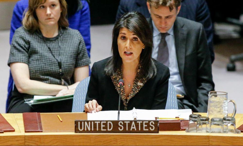 ALERTE INFO - Les Etats-Unis se retirent du Conseil des droits de l'Homme de l'ONU https://t.co/nR2XpmbvSX