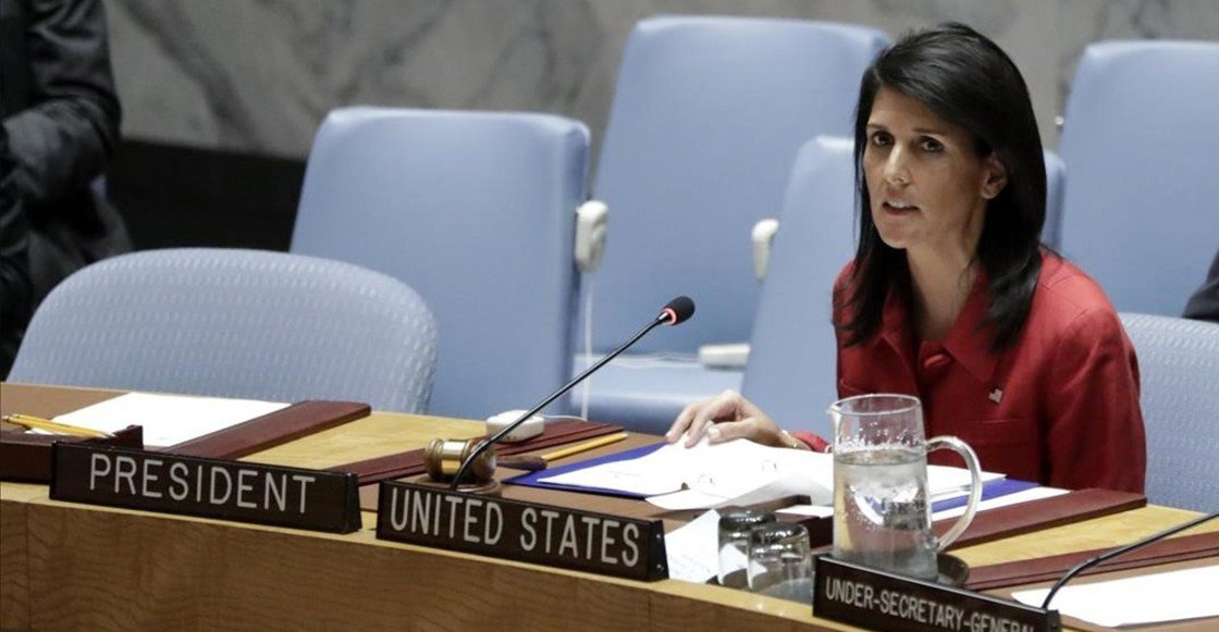 �� ¡Sopas! Estados Unidos se retira del Consejo de Derechos Humanos de la ONU https://t.co/7kLmZ8nnYK https://t.co/zKMVUJER3j