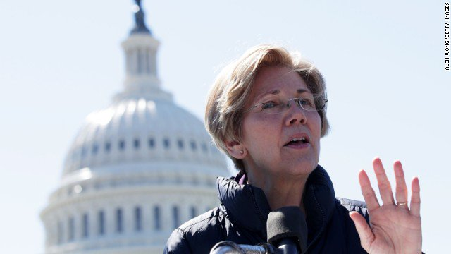 Sen. Elizabeth Warren wants to put a hold on the nomination for Kathy Kraninger to run the CFPB until she turns over documents related to her role in the administration's 'zero tolerance' policy https://t.co/O6cx9Vpxzr
