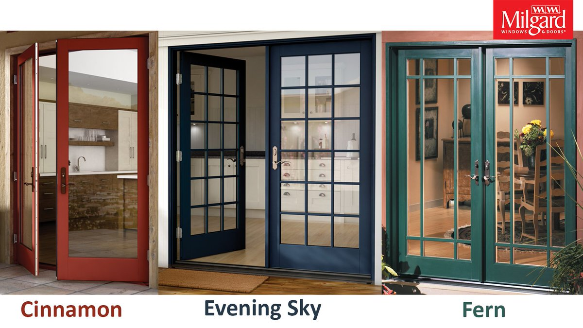 Milgard Windows On Twitter Whats Your Favorite Exterior Finish