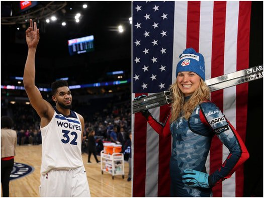 Karl-Anthony Towns, Jessie Diggins among athletes to be featured in this year&#39;s ESPN Body Issue. Hits newsstands June 29  http:// strib.mn/2tkXLw5  &nbsp;  <br>http://pic.twitter.com/PWf0MMYVNr