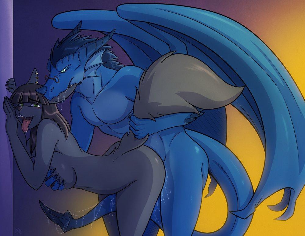 Furry dragon feet porn