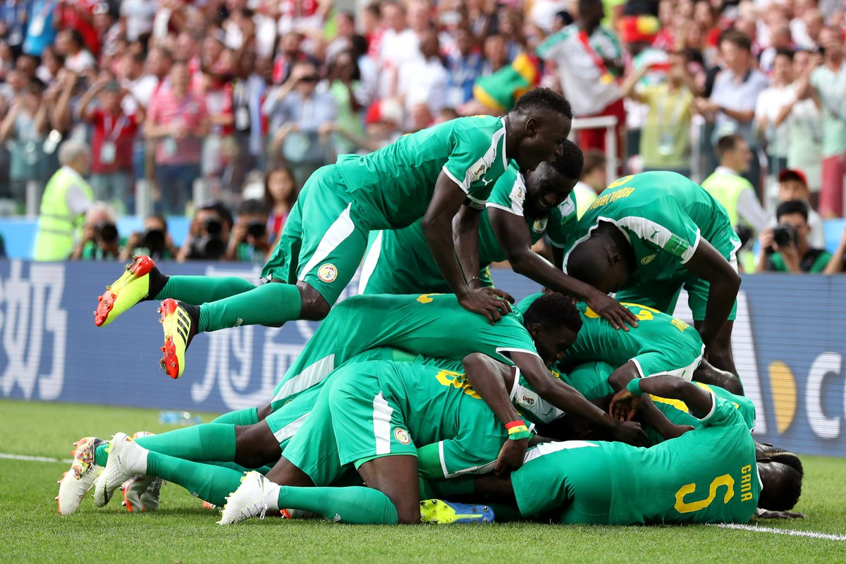 FIFA World Cup 2018: Watch - Senegal Fans Clean Stadium after 2-1 Win Over Poland 1