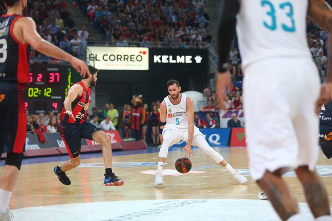 Rudy Fernández: renovación, título y MVP. 🏆 : Photo