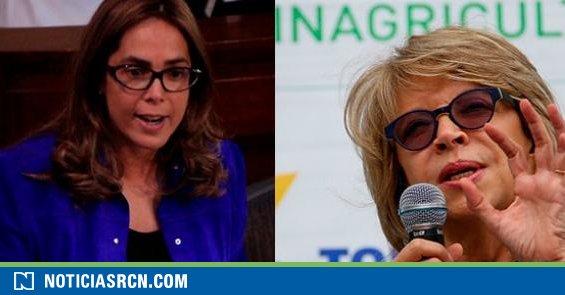 .@FiscaliaCol archiva investigación a las exministras Gina Parody y Cecilia Álvarez por adición Ocaña-Gamarra https://t.co/BXPS3y0hKi
