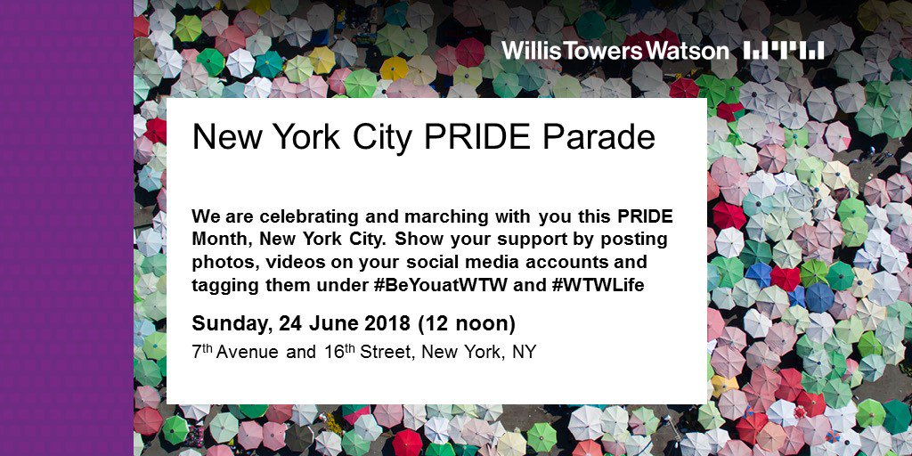 When is new york pride