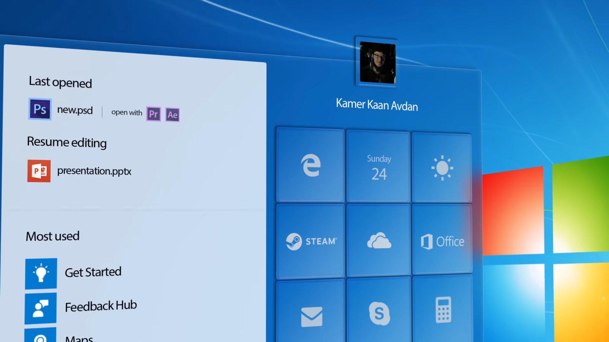 Resurssienhallinta Windows 7