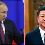 China y Rusia Twitter Photo