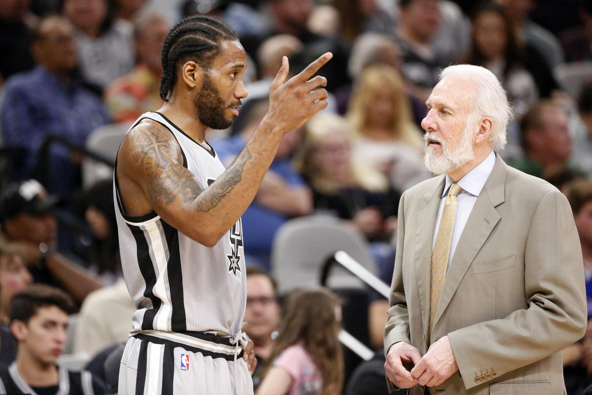 Kawhi Leonard met with Gregg Popovich today, and is said to prefer joining the Lakers over the Clippers whether by free agency or trade silverscreenandroll.com/2018/6/19/1748…