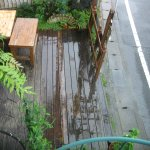 雨の水曜日 Twitter Photo