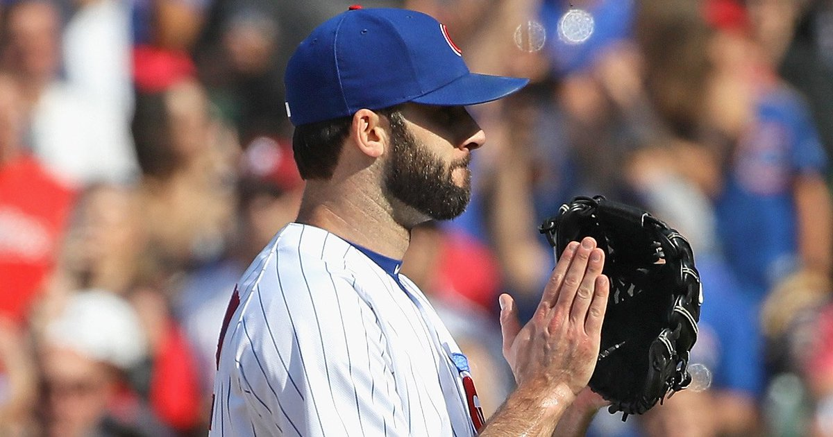 Happens to the best of us: Brandon Morrow is out with back spasms from taking his pants off. 😬 https://t.co/CiGLpr8aAm