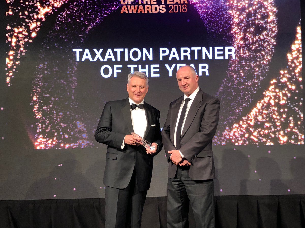 Congratulations to Paul Sokolowski who has been named Taxation Partner of the Year in the 2018 @LawyersWeekly 'Partner of the Year' Awards! Read more here: http://bit.ly/2I423gJ  #LifeatABL #auslaw