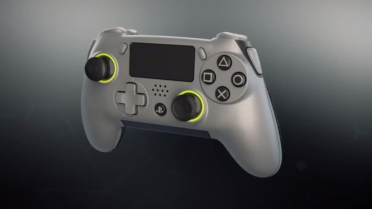 Get a new look at the customizable SCUF Vantage Controller, built from the ground up for PS4. https://t.co/ATuTNpK72D