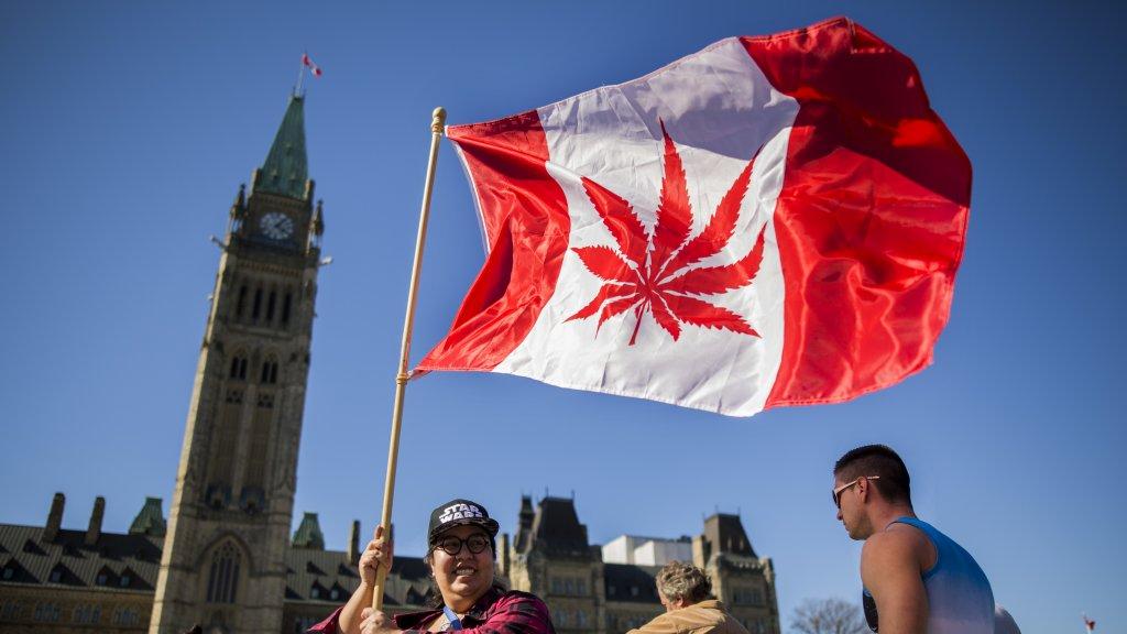 Au Canada, les sénateurs adoptent la légalisation du cannabis https://t.co/tP7NgZRW4x