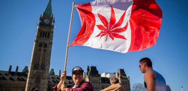 Só falta homologação | Canadá aprova lei que legaliza maconha para fins recreativos https://t.co/l6HS3fz6SN