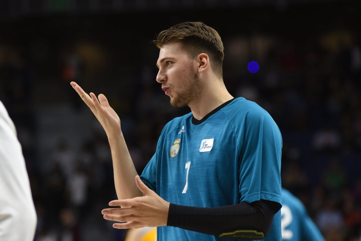 Luka Doncic has 'moved to forefront' of Hawks convo on No. 3 overall pick, per @wojespn https://t.co/iknF4eBdUU