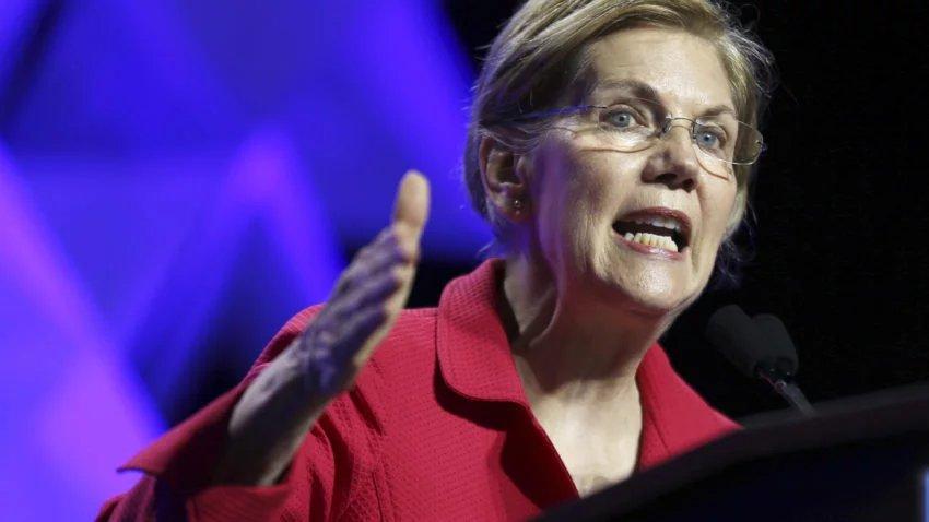 Elizabeth Warren is putting a hold on Donald Trump's CFPB nominee https://t.co/5k7KF9W7oe