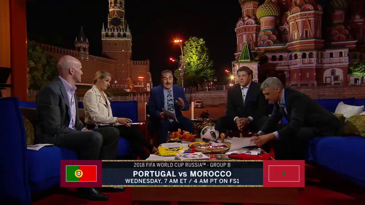 The FIFA World Cup Tonight team turns their attention to Ronaldo and Messi, but is it even necessary to pick a favorite? Watch FIFA World Cup Tonight every night at 10pm ET/7pm PT on FS1 and Midnight ET/7pm PT on FOX