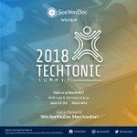 #TechtonicSummit2018 Twitter Photo