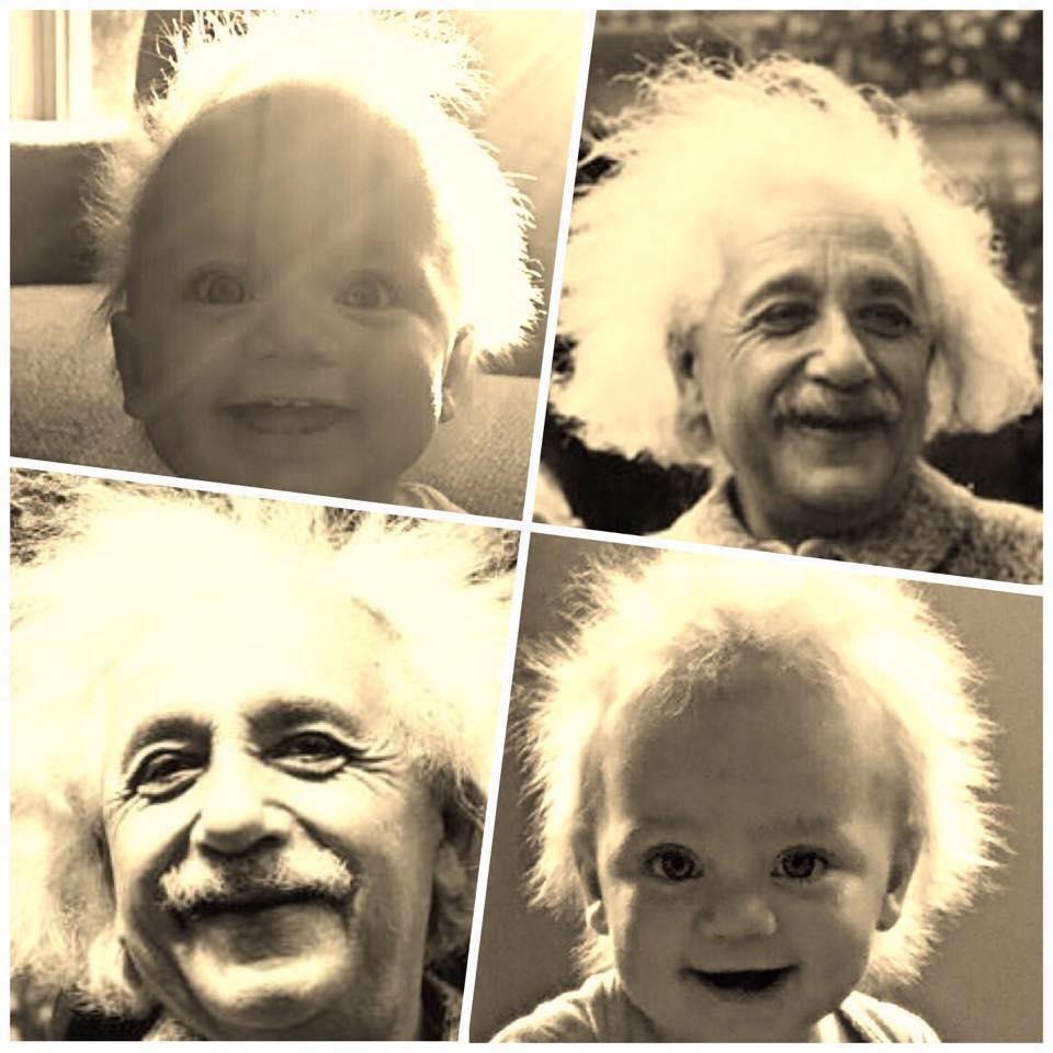 Menina com condição rara tem o cabelo igual ao de Albert Einstein https://t.co/dkv1N7tBun