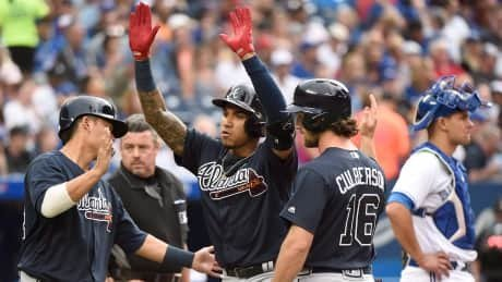 Jays' 7-game home win streak halted by big night from Braves' Camargo https://t.co/zrwwMmrMjo