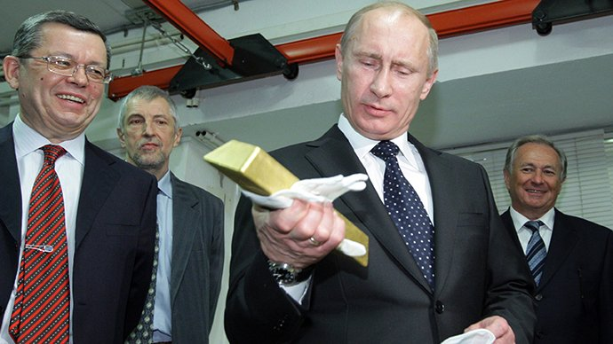 De-Dollarization Escalates: Russia Sells Off Record Amount Of US Treasury Bonds https://t.co/biIe6OfgG1