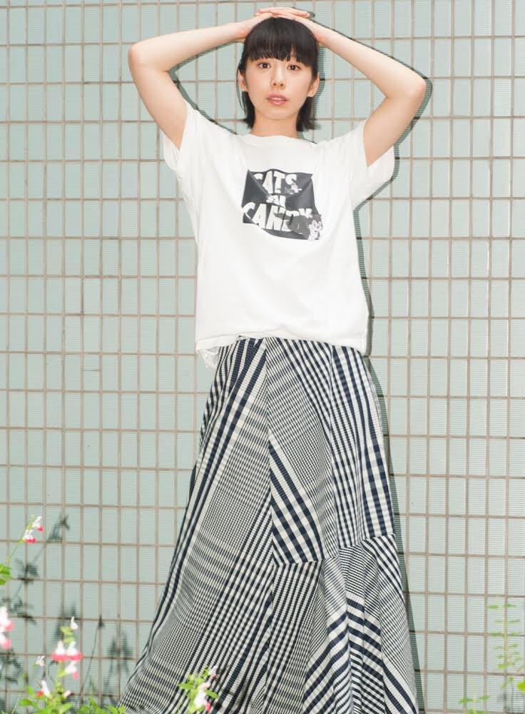 💙CANDY STORE💙  おしゃれ有名人が本気で選んだ マストバイTシャツVol.2を公開中✨  こちらからCHECK→