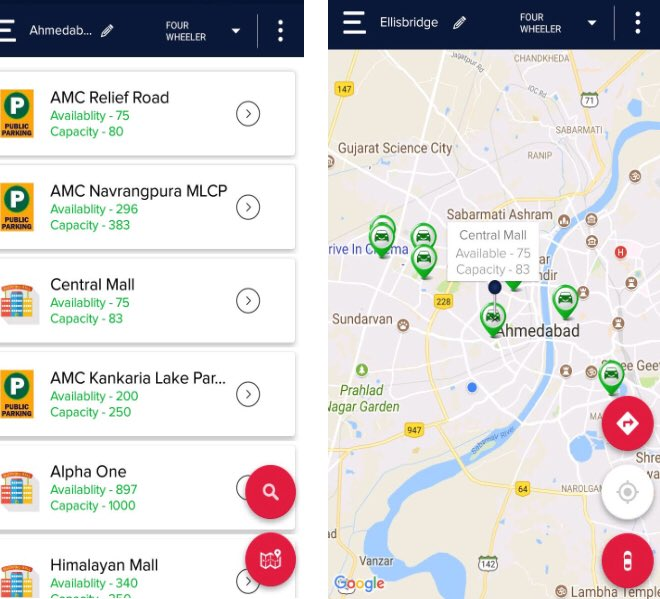 AMC to soon launch Smart Parking App