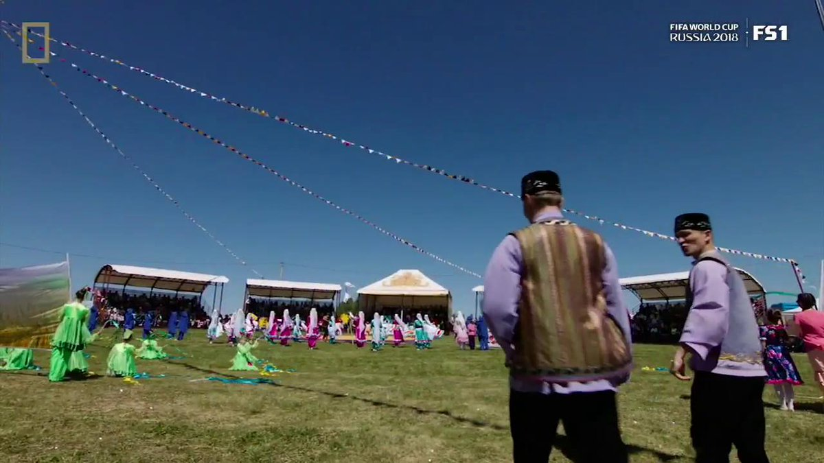 Take a look as National Geographics @sergey_nyc visits Kazan for the Sabantuy summer festival.