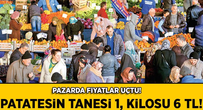 Patatesin tanesi 1, kilosu 6 TL! https://t.co/FU85mnUyAf https://t.co/PUUX924EFh