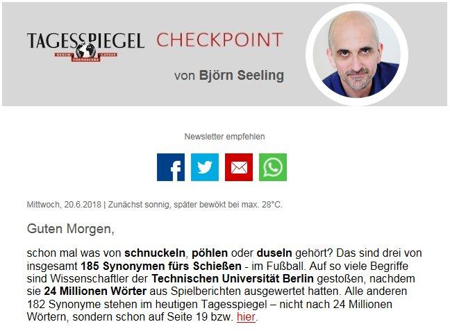 Seeling Guten Berlin Checkpoint Bjoern Seeling Seeling