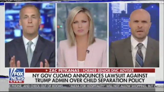 WATCH: Lewandowski says 'womp womp' to story of girl with Down syndrome separated from family https://t.co/Py7SYTyFr2