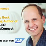 Today's closing keynote features SAP CHRO @StefanRies66 who will be joined onstage by bestselling author @LaszloBock for a discussion on building an unbeatable culture and improving hiring practices. https://t.co/E3TBxhQ4gJ