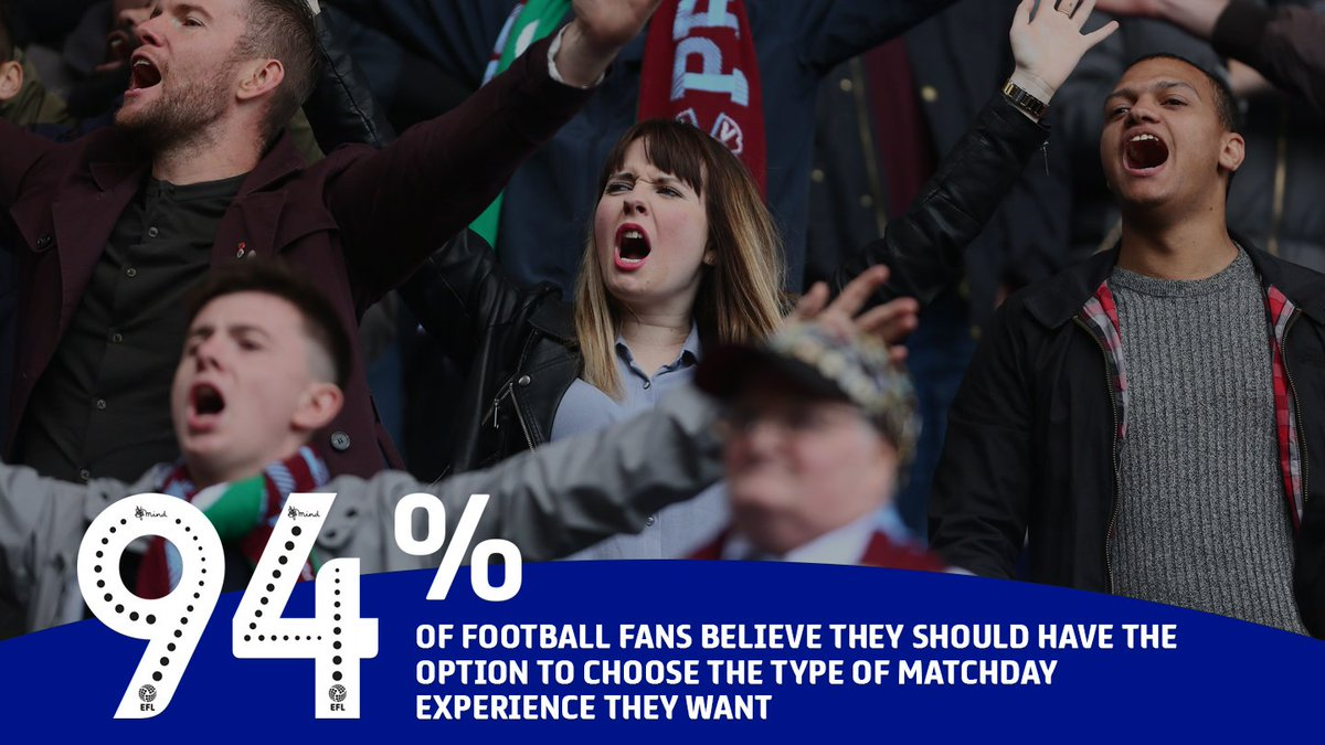 94% of supporters believe they should be able to choose the matchday experience they want. Lets give them that choice >> po.st/StandingFilm