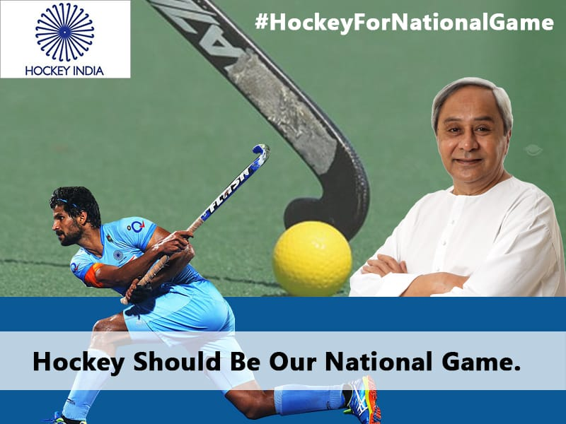 Odisha CM asks PM to notify hockey as 'India's national game'