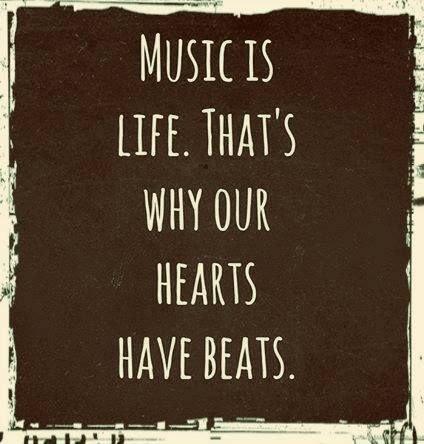 Music Is Life buff.ly/2t6yJ4i #WednesdayWisdom